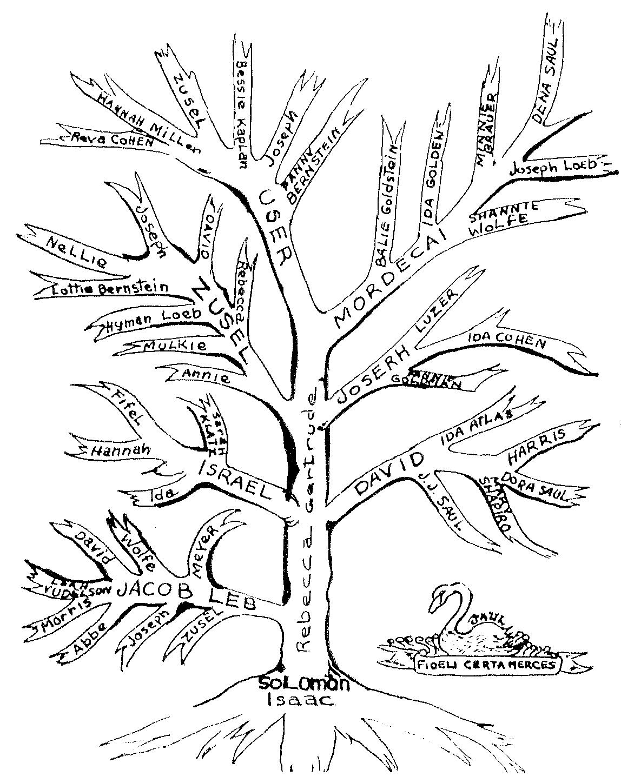 draw family trees